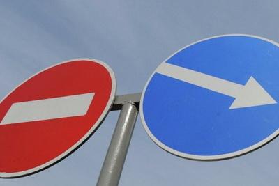 В связи с ремонтными работами в Лихославле частично ограничат движение транспорта