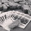 Молодежь Лихославльского района провела акцию «Блокадный хлеб»