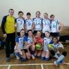 «Серебро» волейбольного турнира имени В.И. Быкова