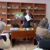Серия литературных встреч в Лихославльской библиотеке им. В. Соколова