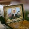 В Лихославльский район пребывает ковчег с частицей мощей блаженной Матроны Московской