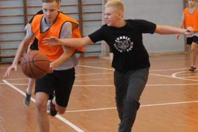 Муниципальный этап на Кубок Губернатора Тверской области по баскетболу