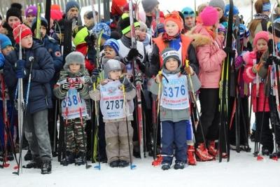 Лыжная гонка «Открытие зимнего сезона»