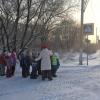 Лихославльские инспекторы ГИБДД провели для детей пешеходную экскурсию «Прогулка юного пешехода»