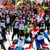 Лыжники лихославльской спортивной школы вернулись с наградами с «Лыжни России-2018»