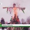 В Лихославле прошли масштабные масленичные гулянья