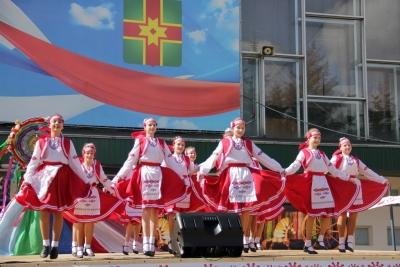 В Лихославле прошла трёхдневная ярмарка выходного дня «Содружество»