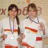 Аширова Эльвина и Шефер Надежда из Лихославльского района стали бронзовыми призерами Всероссийского турнира по джиу-джитсу «Кубок космонавтов»
