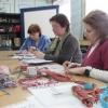 В Лихославле прошел мастер-класс по ручному узорному ткачеству