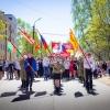 День Победы в поселке Калашниково