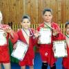 Калашниковские борцы привезли награды с турнира по борьбе в Вышнем Волочке