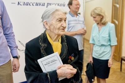 Юбилей Марины Соколовой