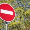 О временном прекращении движения транспорта