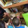 В лихославльском детском саду автоинспекторы провели обучающее занятие по Правилам дорожного движения