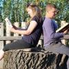 Литературный пикник «На природе с книгой»