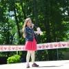 День семьи, любви и верности в Городском саду