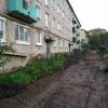 В поселке Калашниково в рамках реализации программы «Комфортная городская среда» начался ремонт дворов МКД