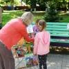 Закрытие сезона летнего читального зала в городском саду