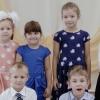 Дошколята поздравили лихославльских воспитателей с праздником
