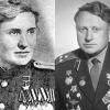 Открытие памятника Героям Советского союза