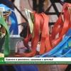 В Лихославле прошел районный фитнес-фестиваль среди дошкольных образовательных учреждений