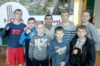 Лихославльские боксеры вернулись с наградами межрегионального турнира в Петрозаводске