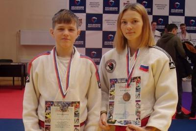 Калашниковские борцы вошли в состав сборной области для участия в Первенстве России