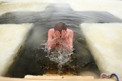 О соблюдении безопасности в крещенские купания