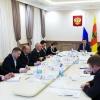 Наталья Виноградова приняла участие в совещании у Губернатора по строительству образовательных учреждений