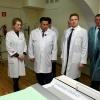 Лихославльской центральной районной больнице передан мобильный телеэлектрокардиограф