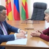 Визит Губернатора Тверской области в Лихославльский район