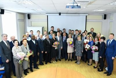 Представители «Светотехники» стали победителями XIX Всероссийского конкурса «Инженер года – 2018»
