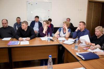 В администрации Лихославльского района прошло расширенное совещание по итогам отопительного сезона 2018-2019 и задачах на осенне-зимний период 2019-2020 годов