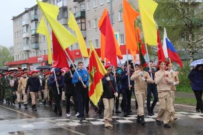 В Лихославле прошли торжества, посвященные 74-й годовщине в Великой Отечественной войне