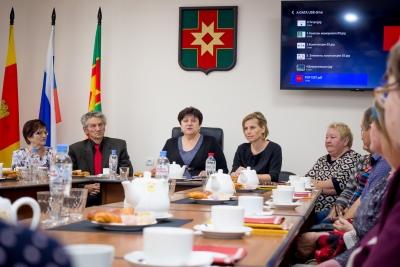 В администрации Лихославльского района прошла встреча главы района с общественностью