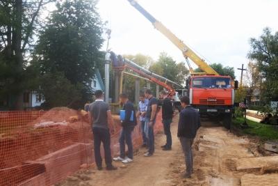 Лихославльский район готовится к началу отопительного сезона