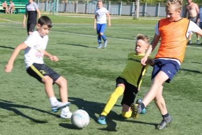 В Лихославльском районе прошел муниципальный этап общероссийского проекта «Мини- футбол в школу»