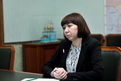 Прием граждан проведет Министр финансов Тверской области Марина Ивановна Подтихова
