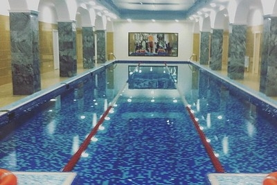 Открывшийся бассейн ждет своих посетителей: График работы бассейна и контакты