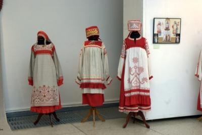 Проект «Народный костюм своими руками»