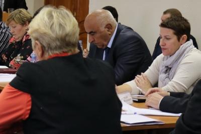Состоялось заседание двадцать седьмой сессии Собрания депутатов Лихославльского района пятого созыва
