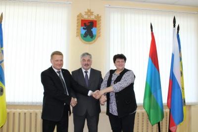 Отчёт о рабочей поездке делегации Лихославльского района в Олонецкий район Республики Карелия