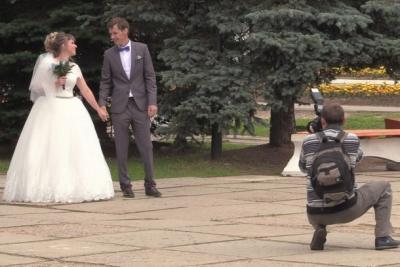Свадебный бум в Лихославльском районе