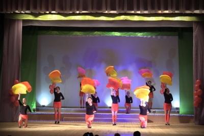 Калашниковский электроламповый завод отметил свой 130-летний юбилей, концертная часть