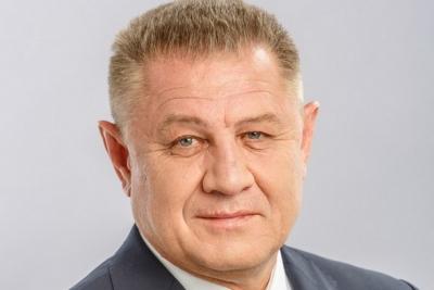 Поздравление с Днём Победы от депутата Законодательного собрания Евгения Шамакина