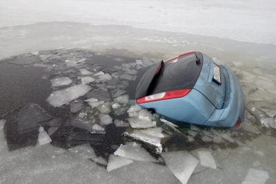 Что делать, если тонет автомобиль