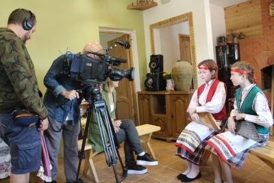 Один день с журналистами ОТР