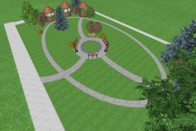 В Стану реализуется проект по созданию и обустройству зоны отдыха