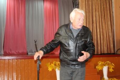 Встреча с автором и его «Карельскими сказками»