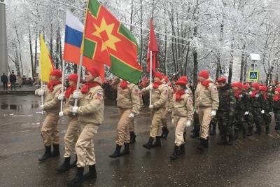 Жители и гости города Лихославля приняли участие в акции «Вперед, к Победе!»